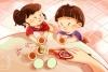 Bạn có nhận ra: Hạnh phúc nhất những ngày qua là bữa cơm gia đình