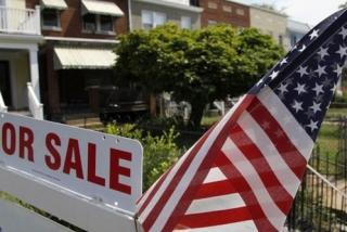 Rao bán nhà ở Mỹ - Ảnh: REUTERS