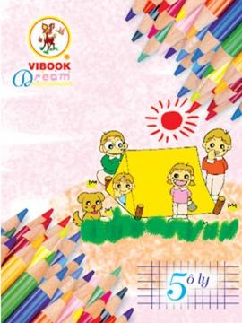 Tập Bút Chì 100 trang caro_8