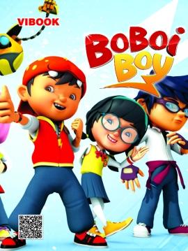 "Tập Vibook Lead ""BoBoiBoy"" 100 Trang"