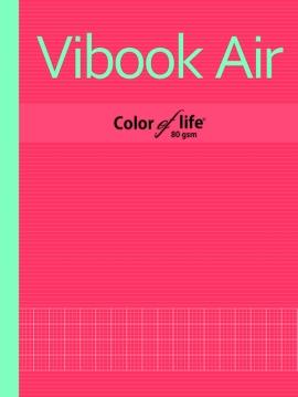 "Tập Vibook Air ""Color of life"""