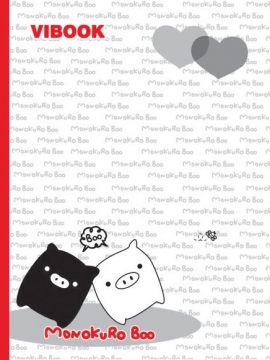 """Tập Vibook happy """"Monokuroboo"""" 96tr"""