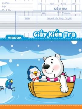 Tâp Vibook Kiểm tra 84 trang  in oly DL80