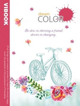 "Tập sinh viên ""Dream color"" 200 trang oly"