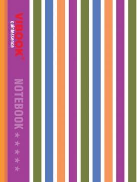 "Tập Vibook Tinh Hoa ""Colored lines"" 96tr ô ly"